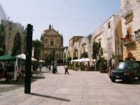 Luminaria in Piazza Ciullo   - Alcamo (1720 clic)