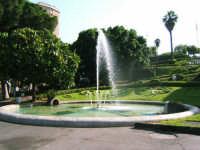 Fontana, Villa Bellini  - Catania (3900 clic)