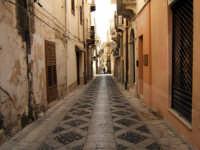 Per le vie di Alcamo : via Giuseppe Fazio  - Alcamo (1286 clic)