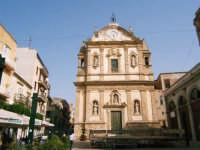La chiesa del Colleggio situata in piazza Ciullo  - Alcamo (1395 clic)
