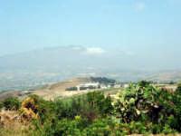 Panorama con vista delle campagne di Alcamo  - Alcamo (1227 clic)