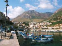 Vista del paese in tutta la sua bellezza  - Castellammare del golfo (1227 clic)