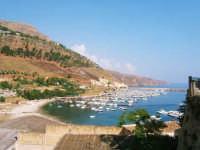 Panorama del porto  - Castellammare del golfo (1013 clic)