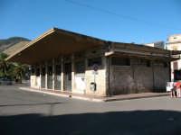 Piazza della Repubblica: Stazione pullman   - Alcamo (1337 clic)