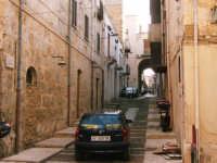 Per le vie di Alcamo : via Arco Itria   - Alcamo (1297 clic)