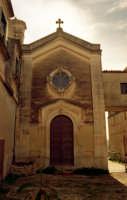 il castello dei conti (chiesa madonna del medagliere)    - Modica (2393 clic)