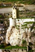 il castello dei conti (torre dell'orologio)   - Modica (3316 clic)