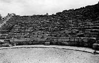 teatro greco  - Segesta (4000 clic)