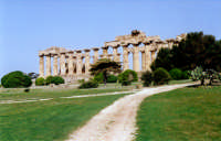 tempio di selinunte  - Selinunte (2902 clic)