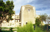 il castello dei conti   - Modica (2335 clic)
