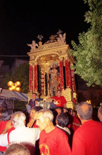 festa di S.Giovanni - MONTEROSSO ALMO - inserita il