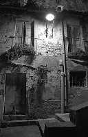 quartiere cartellone di notte  - Modica (3643 clic)