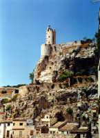 il castello dei conti (torre dell'orologio)   - Modica (2737 clic)