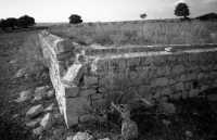 Aia (terrazzamento in pietra locale dove si raggruppava e si puliva grano con l'aiuto del vento) Aia (terrazzamento in pietra locale dove si raggruppava e si puliva grano con l'aiuto del vento)  - Modica (4445 clic)