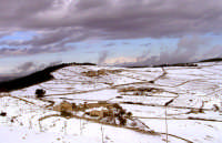 neve sugli iblei  - Iblei (5274 clic)