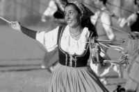 Felicità al ballo delle cordelle  - Petralie (5926 clic)