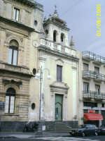 Chiesa dell'Oratorio di San Filippo Neri sec.XVIII  - Giarre (3132 clic)