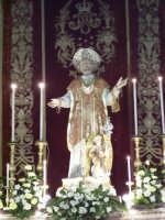 Statua di San Filippo Neri venerato nella Chiesa dell'Oratorio   - Giarre (6481 clic)