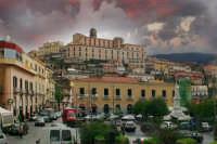 Veduta da Piazza Marconi - Foto di Giuseppe Accordino   - Patti (12375 clic)
