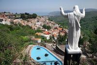 Panorama da S.Sebastiano   - Montagnareale (1460 clic)