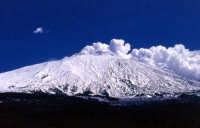 Etna innevata vista da Maletto  - Maletto (10883 clic)