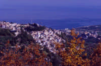Panorama autunnale  - Montagnareale (3164 clic)