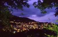 Panorama notturno  - Montagnareale (2597 clic)