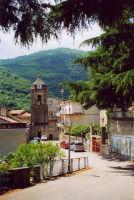 Scorcio con il campanile (1600)  - Montagnareale (2829 clic)