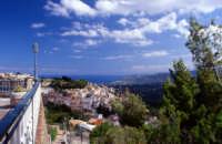 Veduta da San Sebastiano  - Montagnareale (2620 clic)