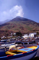 Panorama  - Stromboli (5045 clic)