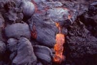 Eruzione dell'Etna del 1992  - Etna (3296 clic)