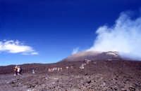 Escursioni ai crateri  - Etna (3150 clic)