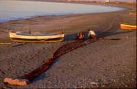 Spiaggia di Calderà - Pescatori  - Barcellona pozzo di gotto (14969 clic)