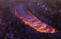 Eruzione 1992  - Etna (3143 clic)
