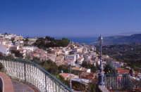 Panorama - veduta da S.Sebastiano  - Montagnareale (2739 clic)
