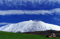 (1) - Etna vista dai pressi di Troina (En) - Foto di Giuseppe Accordino  - Troina (7494 clic)