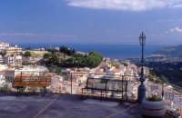 Panorama con vista sul Golfo di Patti  - Montagnareale (3449 clic)