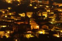 Panorama Notturno  - Montagnareale (2856 clic)