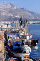 Barche di Pescatori  - San vito lo capo (2663 clic)