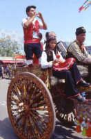 Festa di S. Alfio - sfilata dei carretti siciliani  - Trecastagni (6517 clic)