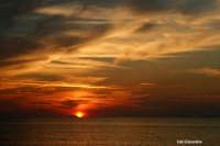 Tramonto sulla costa tirrenica -  Foto di Giuseppe Accordino  - Terme vigliatore (4200 clic)