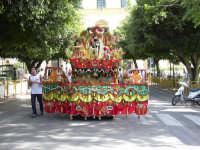 Il Piaggio Porter parato per San Calò  - Agrigento (5271 clic)