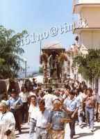 Processione S.Calogero  - San salvatore di fitalia (2564 clic)