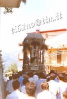 Processione S.Calogero  - San salvatore di fitalia (1896 clic)