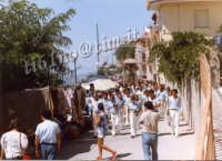 Processione S.Calogero  - San salvatore di fitalia (1902 clic)