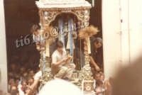 Processione S.Calogero  - San salvatore di fitalia (1956 clic)