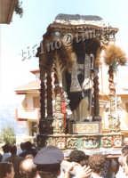 Processione S.Calogero  - San salvatore di fitalia (2726 clic)