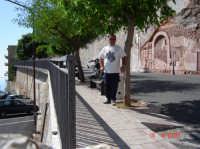Via centrale ....  - San marco d'alunzio (5009 clic)