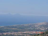 Panorama su Capo d'Orlando e le Eolie  - San marco d'alunzio (4306 clic)