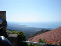 Panorama sul versante ovest > Sant'Agata di Militello ME  - San marco d'alunzio (3920 clic)